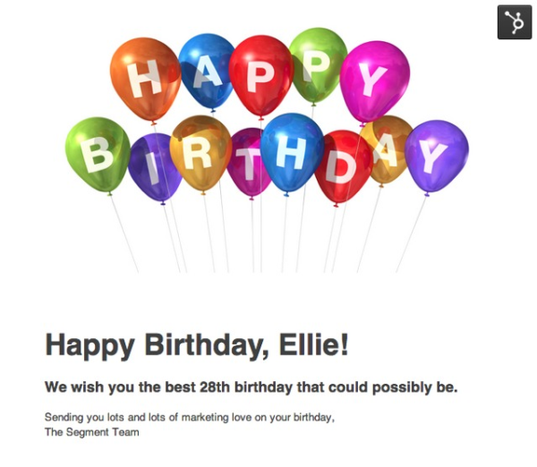 How To Wish The Marketing Geek In Your Life A Happy Birthday Happy Birthday Wishes Mail To